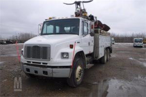 Picker, Digger, Bucket & Boom Trucks